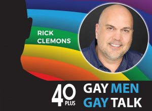 40 Plus Host Rick Clemons